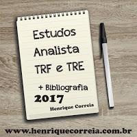 Analista TRF e TRE
