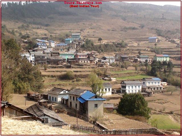 Hill Village India