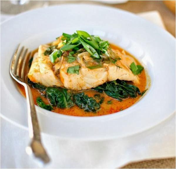 Món lạ với Cà ri Cá - bạn đã thử chưa?
