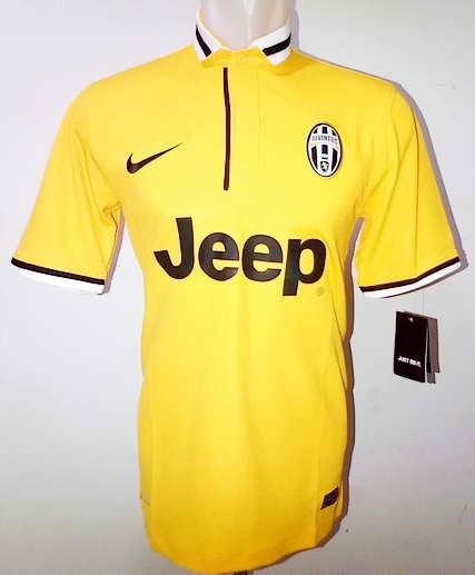 Juventus Jersey Away