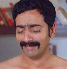 Funny crying face - Saiju kurupp  Malayalam Actor