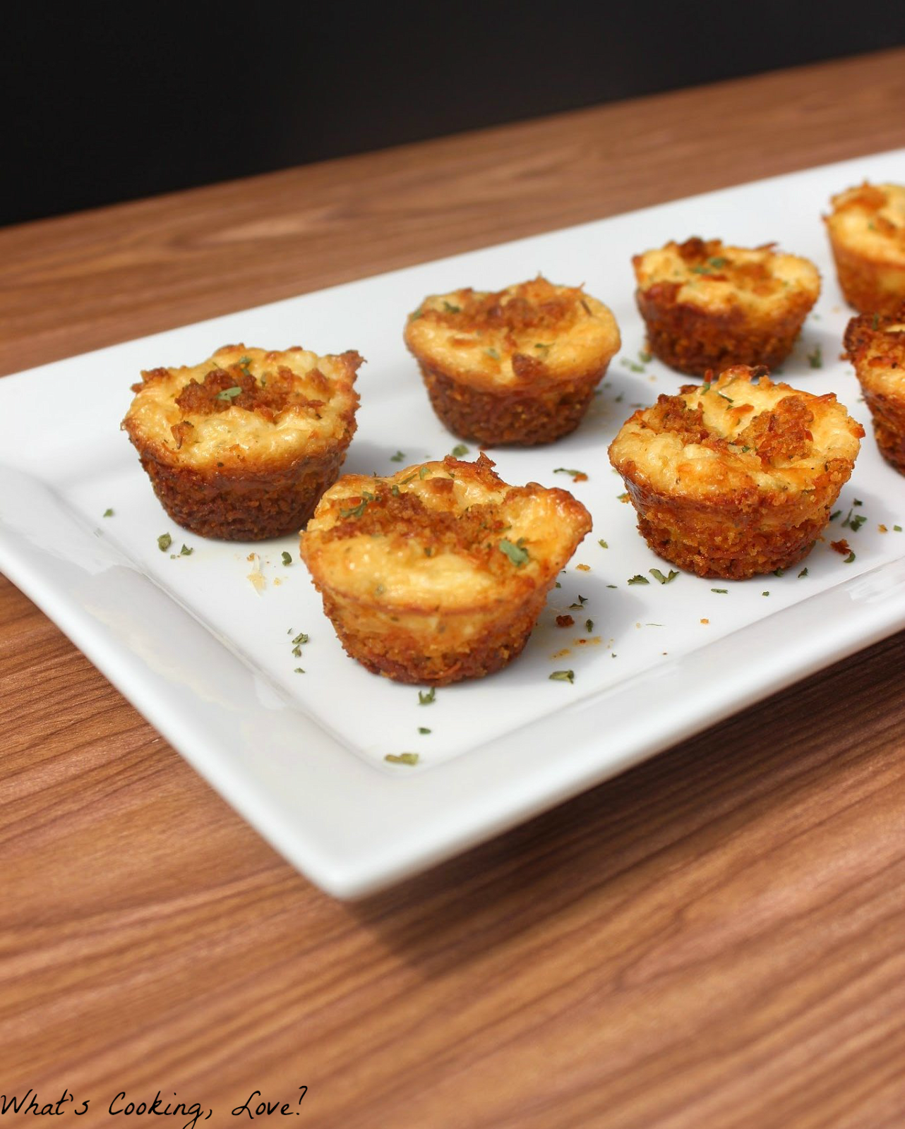 Mini Crab Cakes and Kraft Fresh Take #FreshTake #cbias - Whats Cooking ...