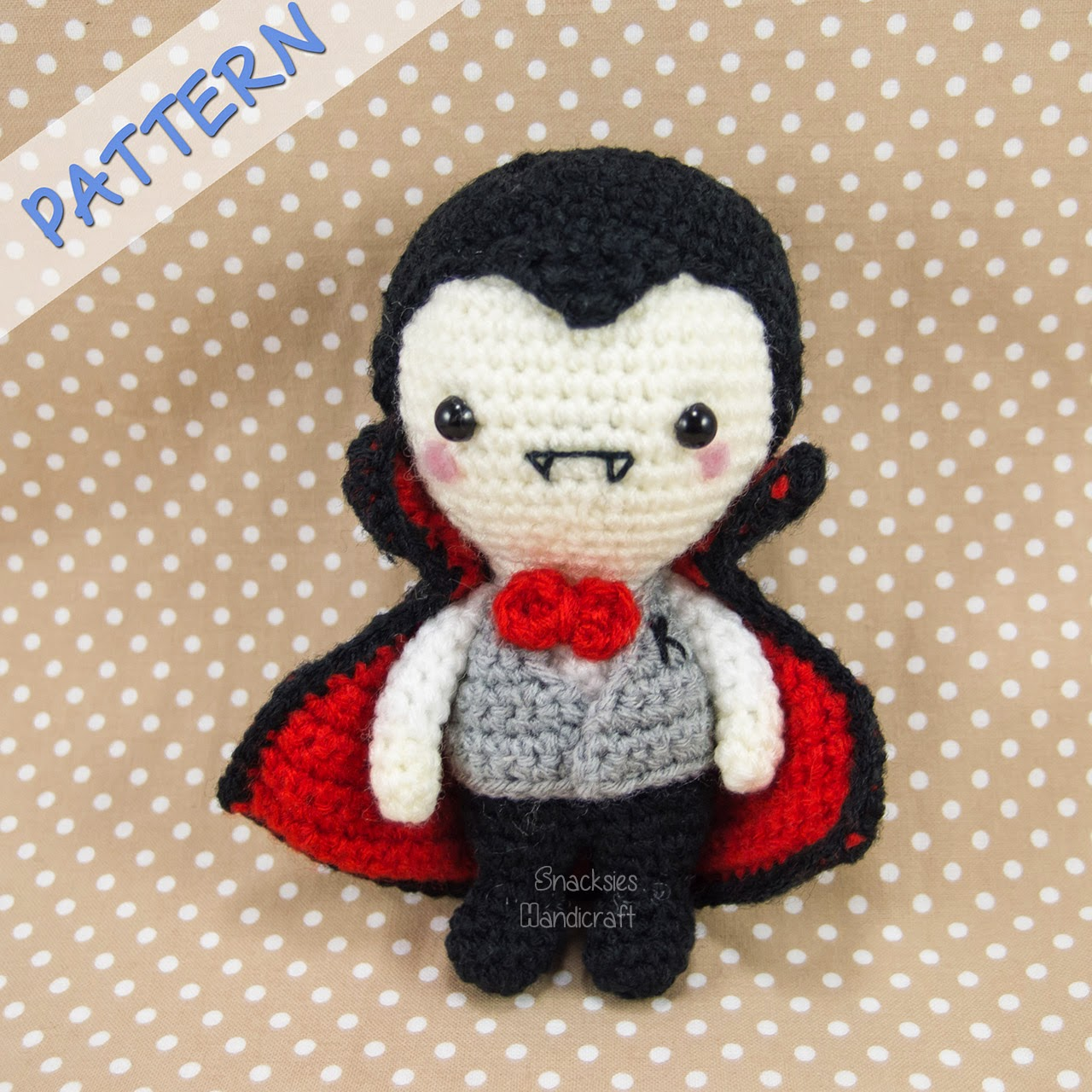 Free Amigurumi Patterns Halloween : July 2014 ~ Snacksies Handicraft Corner