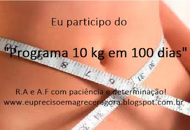 Programa 10 kg em 100 dias