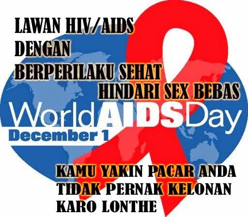 Hindari HIV / AIDS dengan Perilaku Sehat