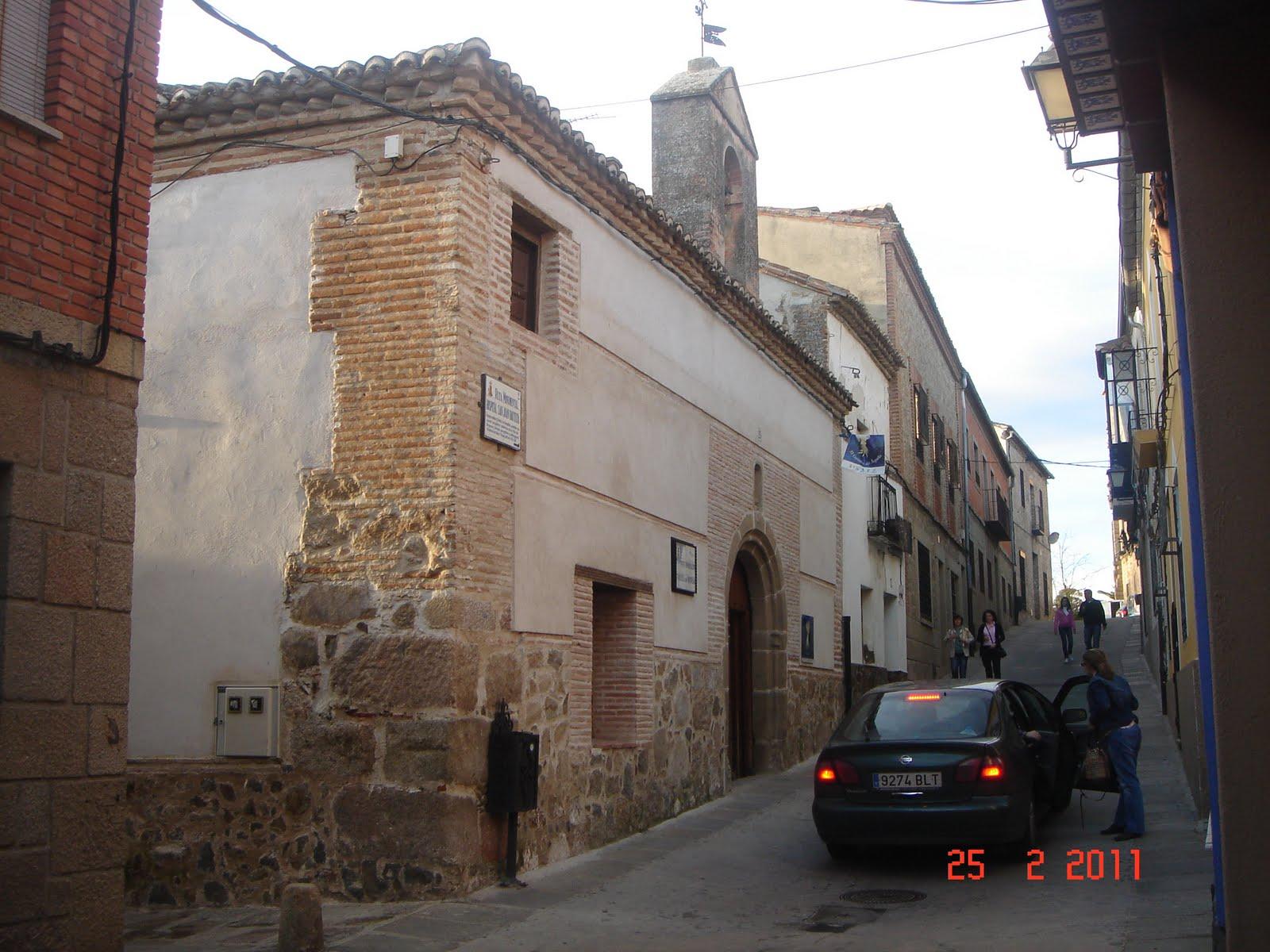Historia y genealog a oropesa toledo for Oficina turismo toledo