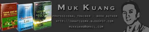 Muk Kuang : Professional Trainer, Book Author