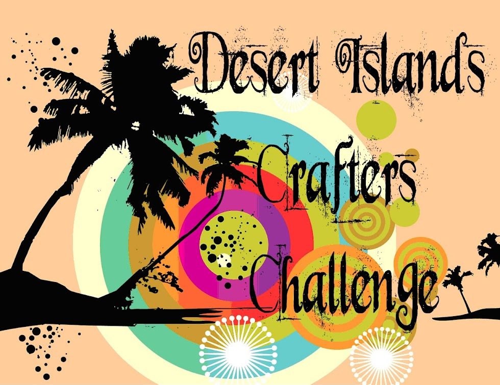 Desert Islands Crafts Challenge