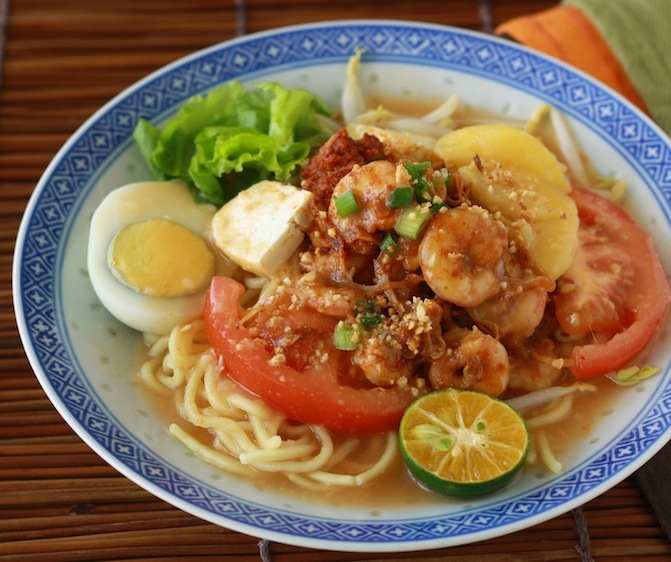Malaysian Mee Jawa recipe by SeasonWithSpice.com