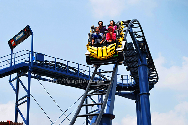 Malaysia New Theme Parks