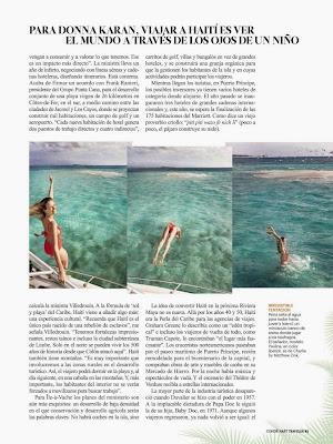 Petra Nemcova HQ PicturesConde Nast Traveller Spain Magzine Photoshoot February 2014