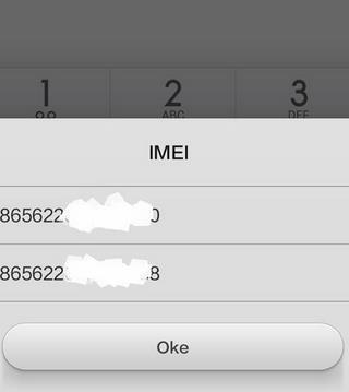 Tutorial dan Tips!!! Cara Mudah Mengembalikan IMEI Yang Hilang Xiaomi Redmi 1S