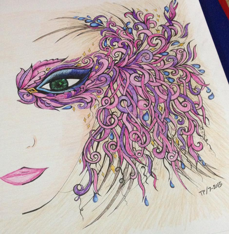 Fanciful Faces By Creative Haven