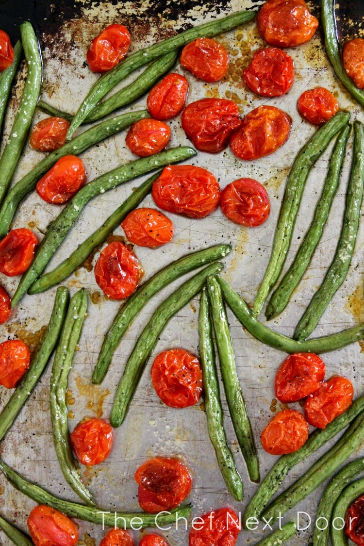 how to cook simple green beans