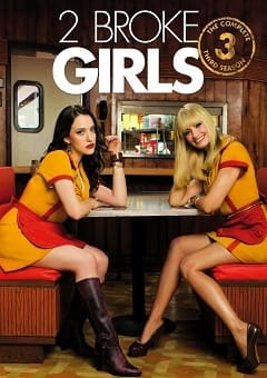2 Broke Girls - 3ª Temporada Torrent Download
