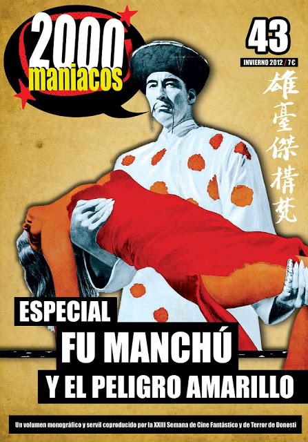 2000 MANIÁCOS Fanzine aperiódico