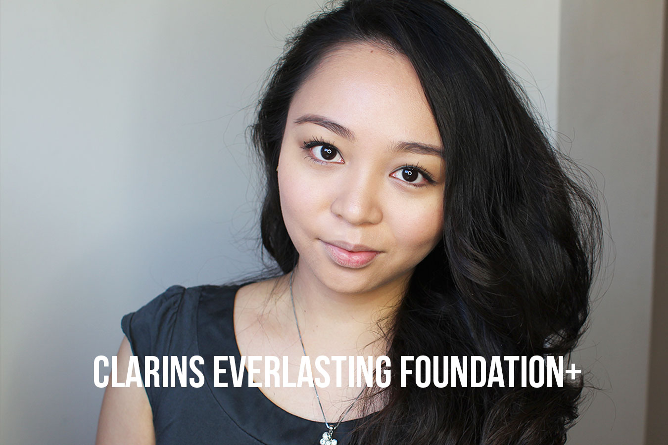Clarins Everlasting Foundation+ Review in Amber
