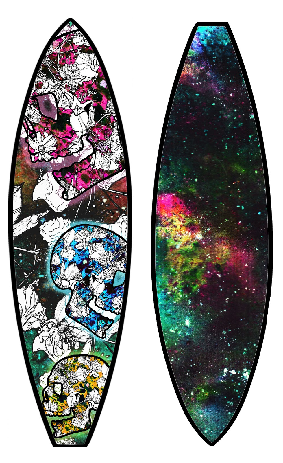 The gallery for cool simple surfboard designs for Awesome surfboard designs