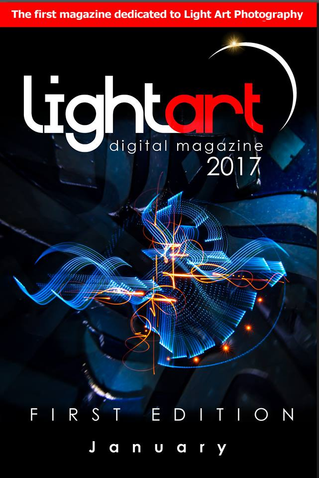 LIGHT ART Digital Magazine