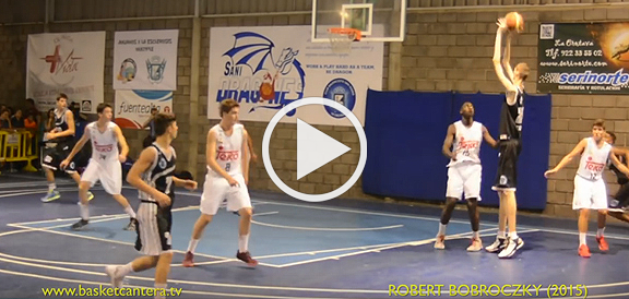 7'6 15-Year-Old Basketball Player Dominating In Europe (VIDEO)