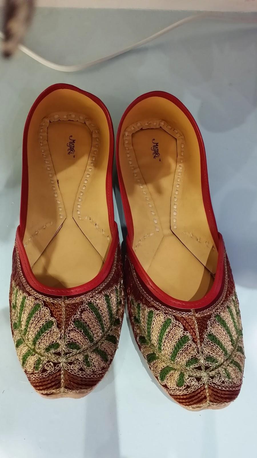 Zapatos Indios