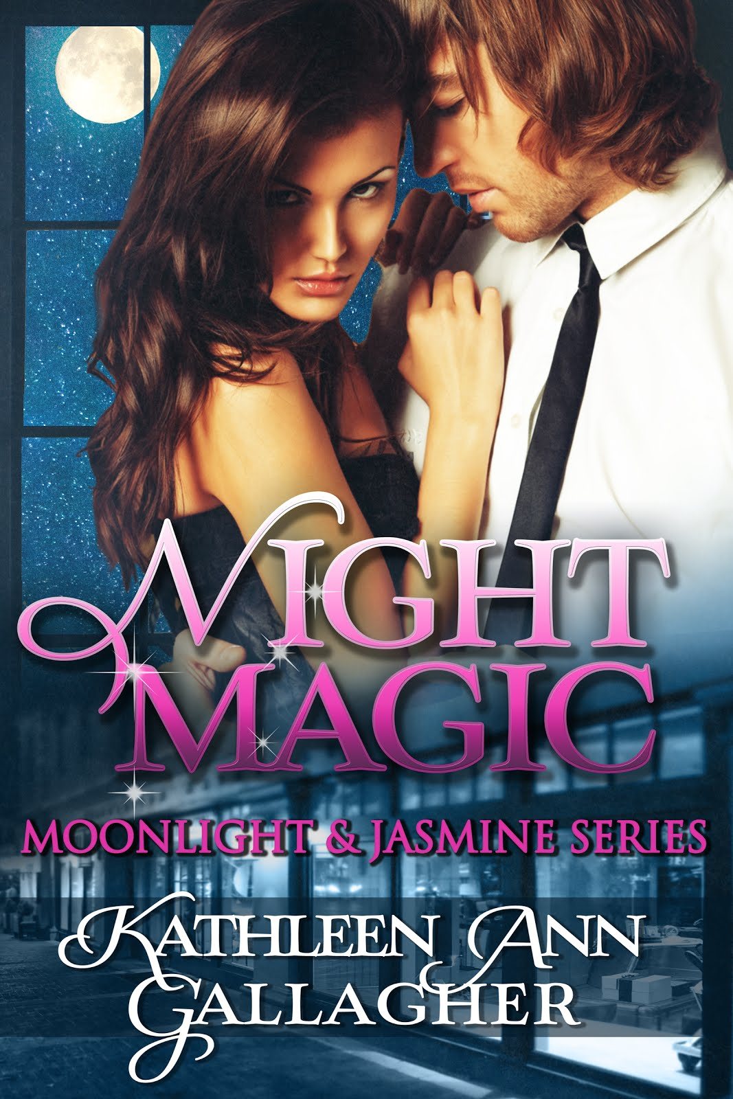 Night Magic, Book 1 Moonlight & Jasmine Series
