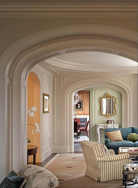 Beatrice banks architectural arches for Decorative archway mouldings