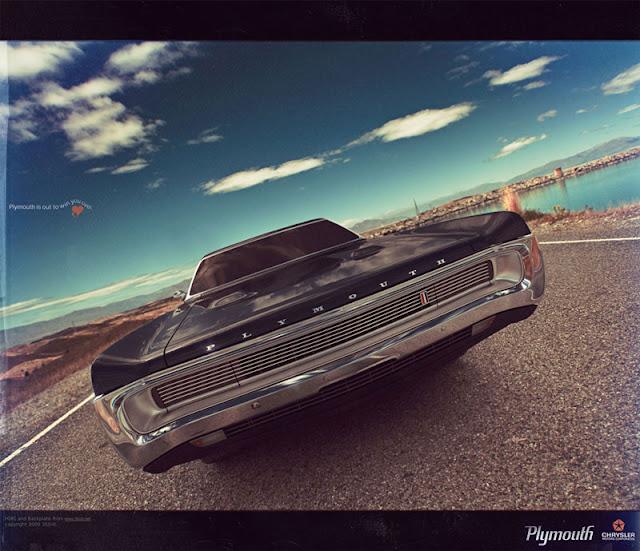 プリムス・フューリー 3-5代目 | Chrysler Plymouth Fury (1962-73)