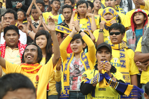 10 kesepakatan supporter barito vs persita tanggerang