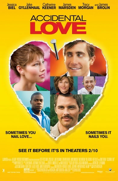 Film Accidental Love 2015 (Bioskop)
