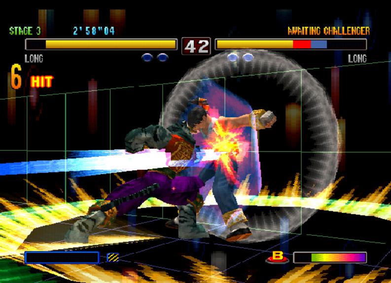 Bloody Roar 2 PC Gameplay-4
