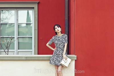 BoA - Harper's Bazaar Magazine April Issue 2015