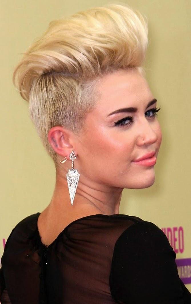 Miley cyrus 2013 hair