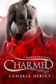 Cover Reveal: Charmed by Cambria Herbert