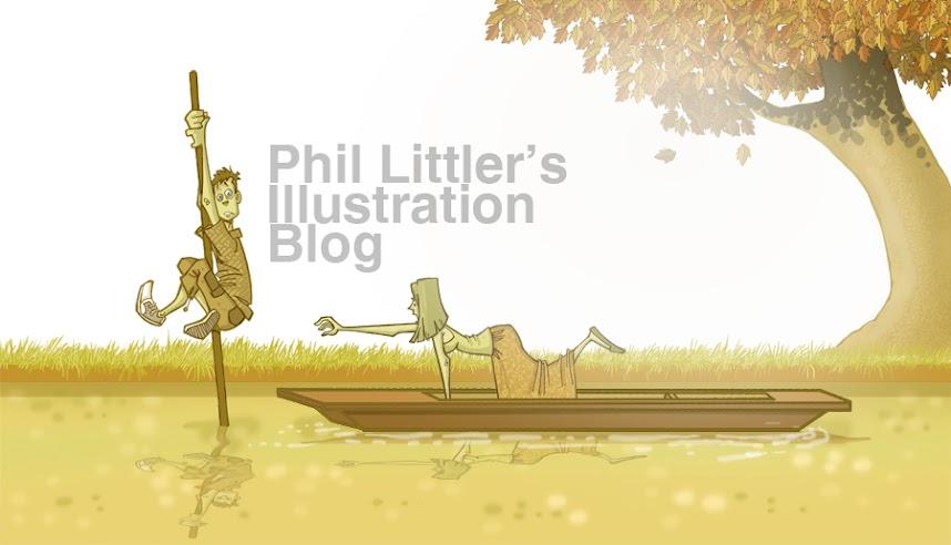 Phil Littler Illustration
