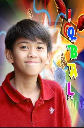 Foto Iqbal Coboy Junior Ganteng