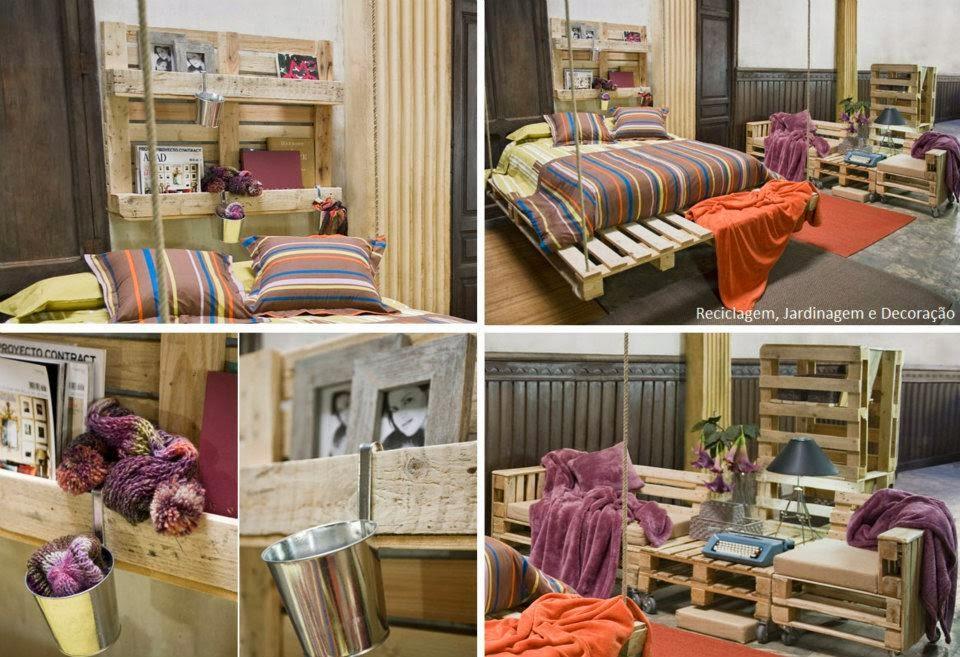 El detalle que hace la diferencia palet mania for Como se llaman las camas que se doblan