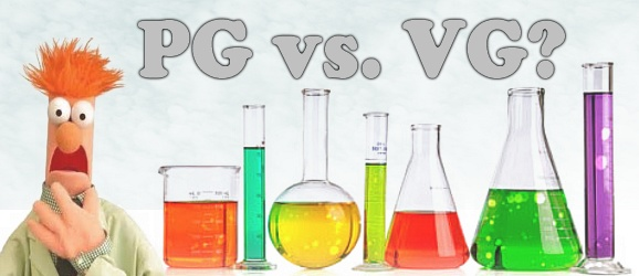 PG vs. VG E-Liquid