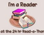 Image: Dewey's 24-hour Readathon Button
