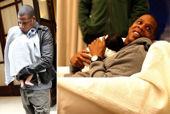 Jay-Z Brags About Blue Ivy's Nursery, Shoe Collection On New Track » Gossip