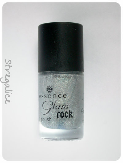 Essence Metal Babe holographic bottle