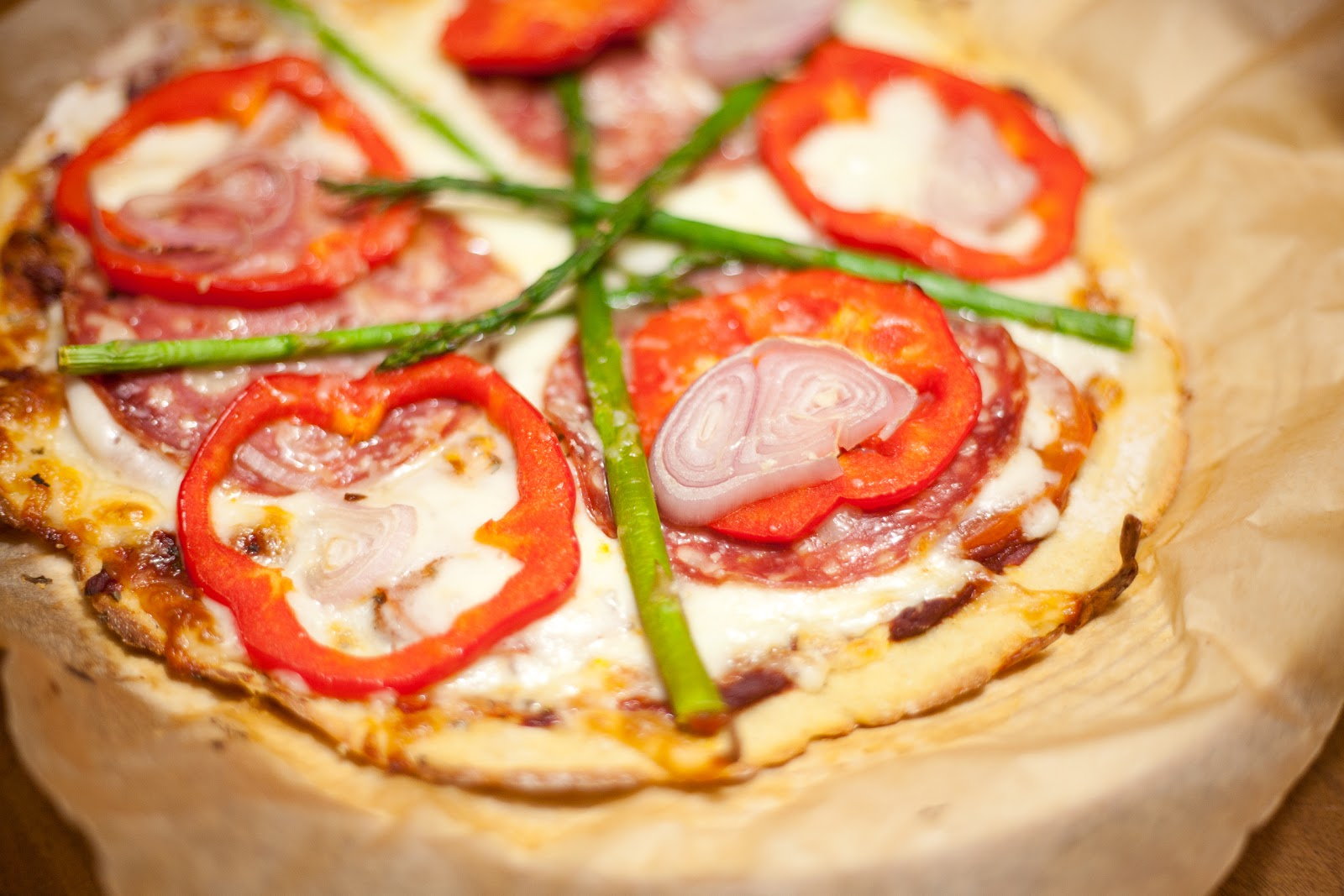 Gluten-free Gourmand: Gluten-free Pizza Crust Recipe