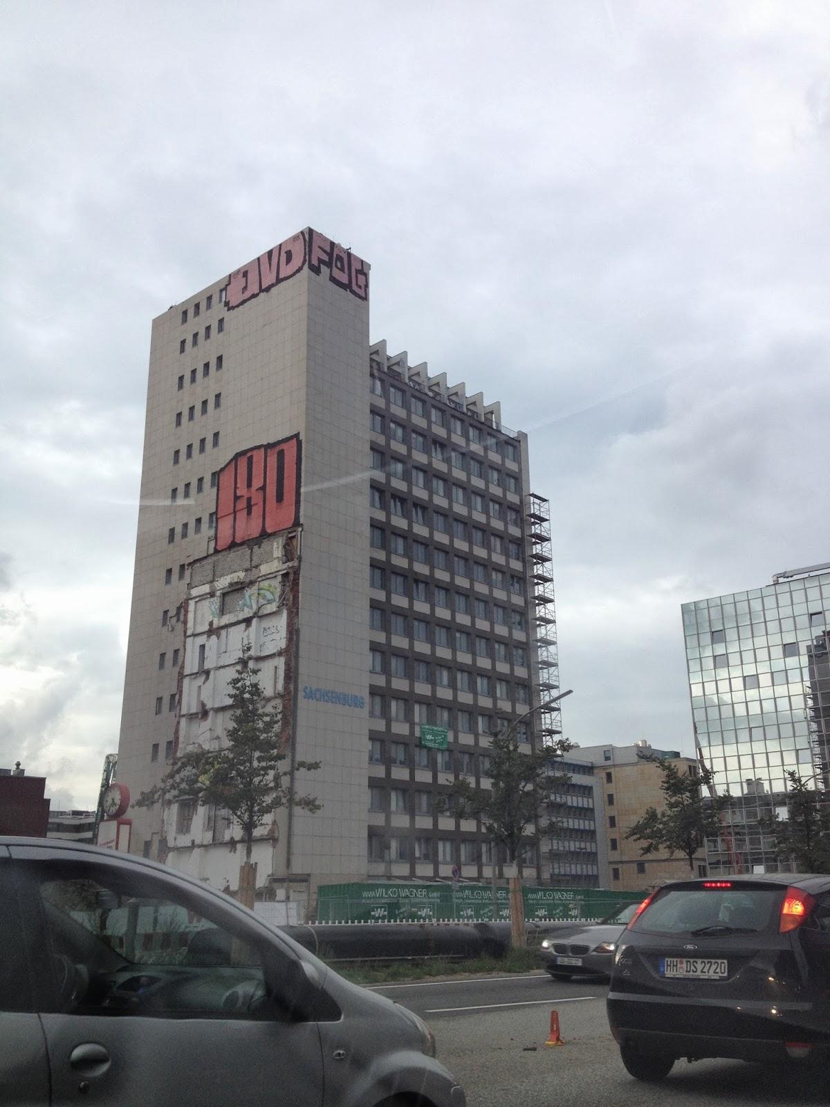 Bürogebäude, Abriss