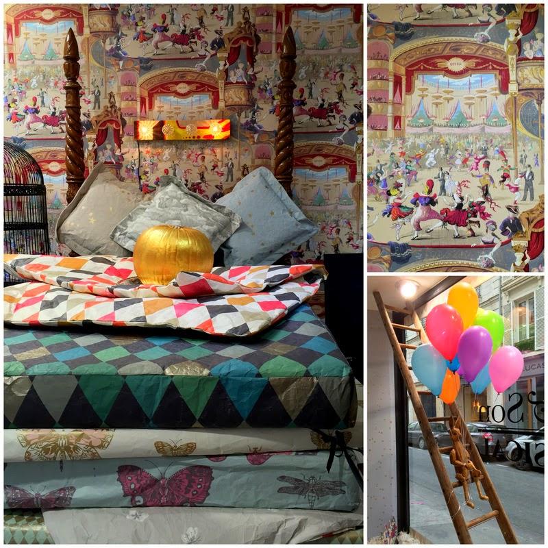 1000 lieux cole son l 39 installation coup de coeur de paris deco off. Black Bedroom Furniture Sets. Home Design Ideas