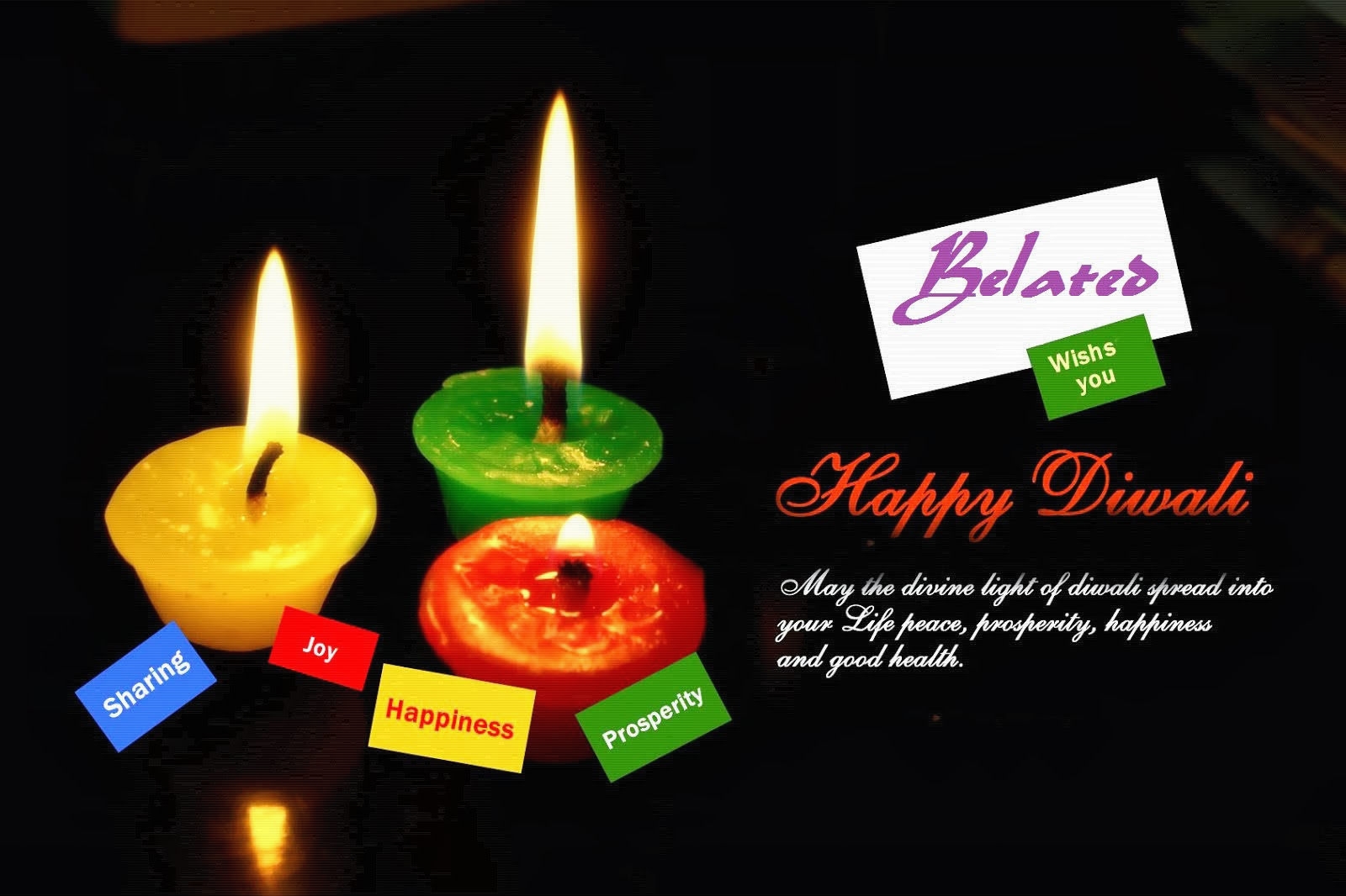 Khushi For Life Belated Diwali Wishes Photos Belated Deepavali Cards