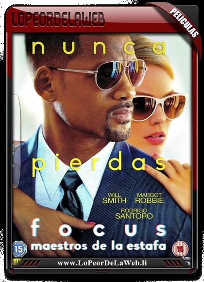 Focus (2015) WEB-DL 720p Latino-Inglés