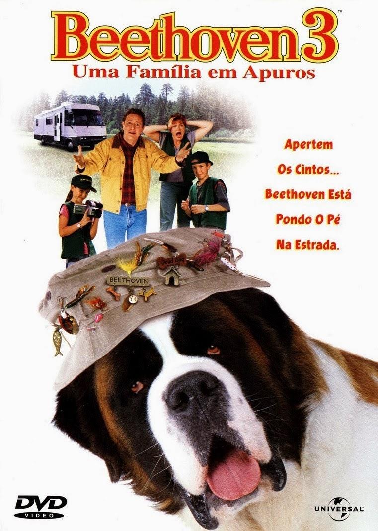 Beethoven 3: Uma Família em Apuros – Legendado (2000)
