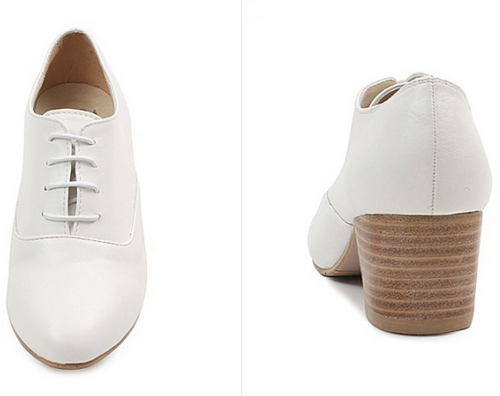"""""""Fated to love you, You're my destiny"""" Kim Mi Young's Loafer Heels"""