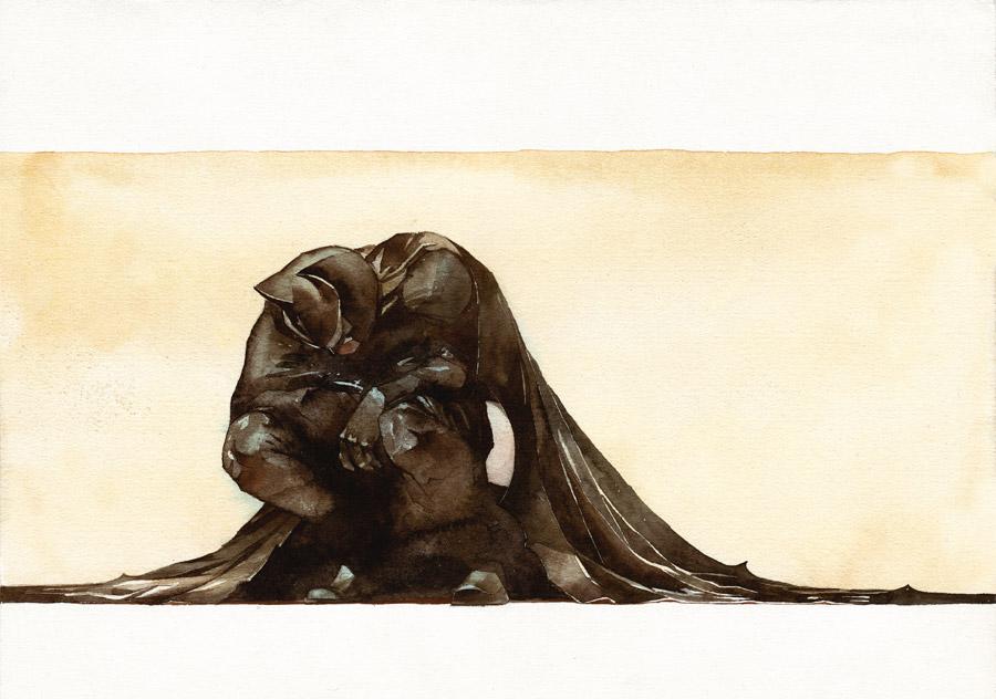 nuncalosabre.Ilustración - Reey Whaar