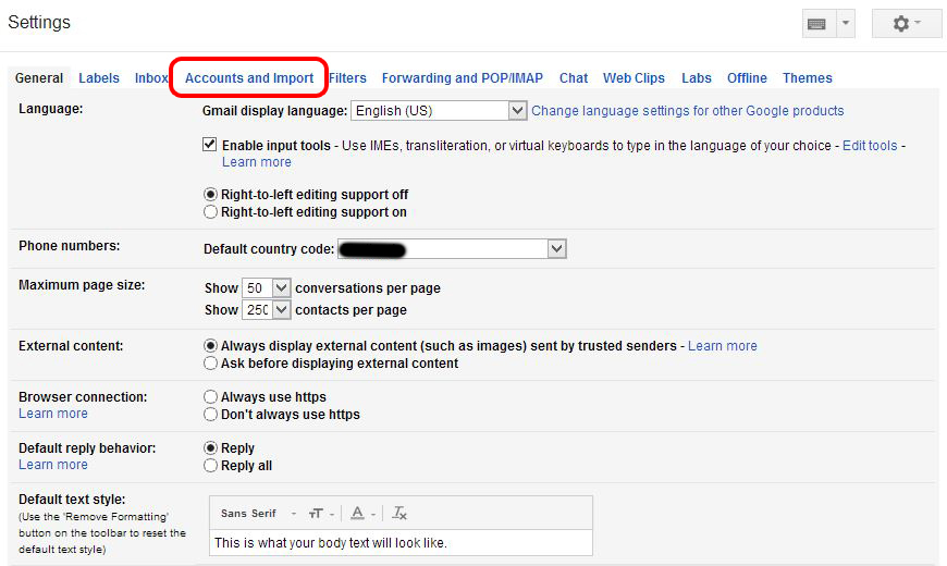 how to add your other email to gmail